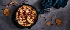 Iron Pan, Something Sweet, Acai Bowl, Pancakes, Sweet Treats, Breakfast, Food, Acai Berry Bowl, Morning Coffee