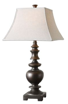 Verrone Bronze Table Lamp