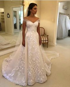 The classic A line dress is one of the bridal gown. Of all the bridal gown on the marketplace today A line wedding event gowns are the finest. Stunning Wedding Dresses, Custom Wedding Dress, Dream Wedding Dresses, Designer Wedding Dresses, Bridal Dresses, Beautiful Dresses, Wedding Gowns, Bridesmaid Dresses, Party Dresses