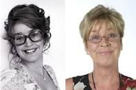 Anne Kirkbride, who played Deirdre Barlow in ITV soap Coronation Street since died at the age of 60 on January Coronation Street Actors, Coronation Street Blog, Anne Kirkbride, Blink Of An Eye, Get Fresh, Street Photo, Celebs, Actresses, Celebrity