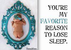 newborn +quote