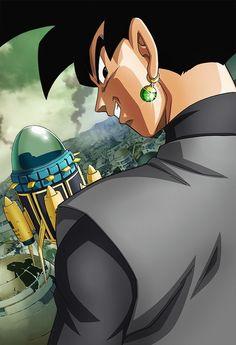 Black Goku, Dragon Ball Super new villain. Dragon Ball Gt, Dragon Ball Z Shirt, Black Goku, Black Dragon, Akira, Evil Goku, Anime Echii, Dragon Super, Image Manga