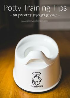 Must Read Potty Training Tips for Parents