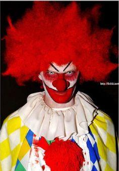 carnevil clown for halloween