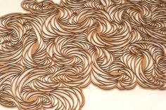 Paper Artist Tries Out Laser Cutting laser cut wood panel designs Laser Cut Patterns, Wood Patterns, Wood Cutting, Paper Cutting, Recipe Paper, Laser Paper, Laser Cutter Projects, Cnc Wood, Digital Fabrication