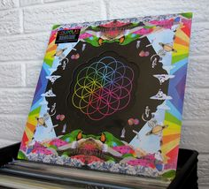 #Coldplay #recordstore #vinylrecords #records #WildHoneyRecords #Knoxville #Tennessee