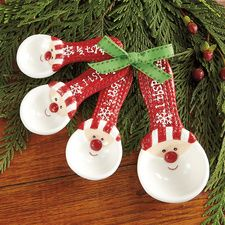 Christmas Measuring Spoons