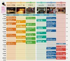 明日は福島の飯坂温泉ミュージックフェスティバル「おと酔いウォーク2017」にSchroeder-Headz(solo set)で出演です!  旧堀切邸(下蔵)にて14:55~!  お待ちしております♨ Periodic Table, Periodic Table Chart, Periotic Table