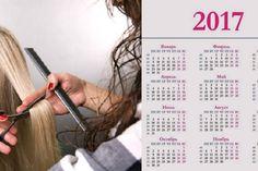Kalendár vhodných dní na vytváranie nových účesov – 2017 Každá žena chce vyzerať upravene a príťažlivo....