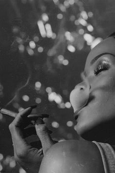 "Let's smoke one with Rihanna. ""The FADER (BTS)"""