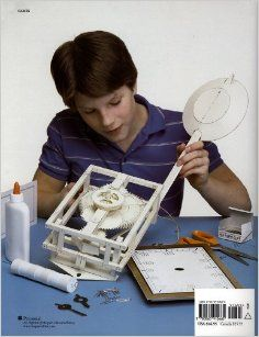 Make Your Own Working Paper Clock: James Smith Rudolph: 9780060910662: Amazon.com: Books