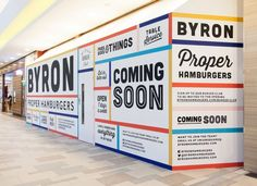 Image result for creative shopping centre poster signage