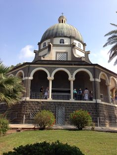 Church of the Beatitudes Tabgha