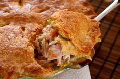 Turkey Pot Pie   Baking Bites