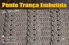DIY Learn How to Make Infinity Scarf Circle Loop Cowl Beginner Finger Crochet Chain Arm Knitting - Simple Crochet Crochet Boot Cuff Pattern, Crochet Hood, Crochet Cable, Crochet Chain, Single Crochet Stitch, Easy Crochet, Crochet Stitches, Crochet Shrugs, Scarf Crochet