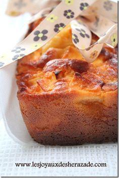 Gâteau aux pommes , super facile - Les Joyaux de Sherazade