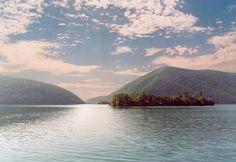 Smith Mountain Lake, VA.  Home sweet home.