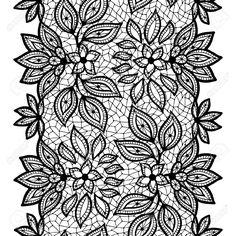 lace pattern - Recherche Google