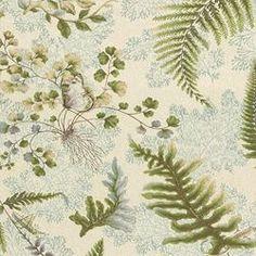 KITCHEN - WOODLAND MOSS - Floral/Foliage - Shop By Pattern - Fabric - Calico Corners