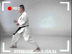 Taikyoku Sono Ichi - kata kyokushin karate - YouTube
