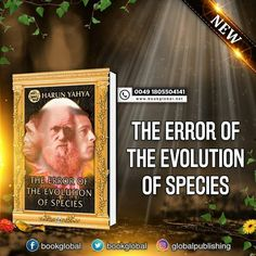 @Regranned from @harunyahya_a9 - The Error of Evolution Of Species Harun Yahya Book #tv📽📡en.a9.com.tr #islam #God #quran #Muslim #book #adnanoktar #istanbul #love #Turkey #art #quotestoliveby #science... Muslim Book, Turkey Art, Book Tv, Quran, Quotes To Live By, Evolution, Istanbul, Islam, Science