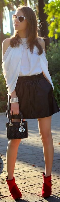Open #Shoulders by La By Diana Live Magazine