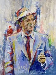 Image result for paintings that were painted by sinatra
