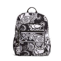 "Vera Bradley  Women's Lighten Up Campus Backpack ""Midnight Paisley"" New w/tags #VeraBradley #Backpack"