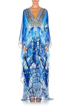 Camilla Franks Power of Prayer tab detail dress