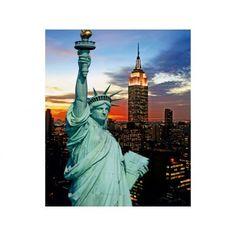 0918 - Puzzle Estatua de la Libertad, 1000 piezas, Play Now.  http://sinpuzzle.com/puzzle-1000-piezas/959-0918-puzzle-estatua-de-la-libertad-1000-piezas-play-now.html