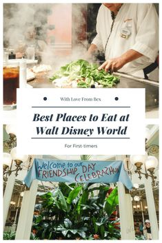 5 Restaurants You Need To Visit on Your Next Walt Disney World Vacation - Pixie Dust Musings Walt Disney World Vacations, Disney Trips, Disney Parks, Disneyland California, Disneyland Paris, Family Style Restaurants, Tokyo Disney Sea, Disney Dining Plan, Disney Planning