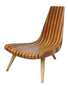 3 feet chair, Joaquim Tenreiro, c.1947