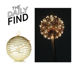 """""""The Daily Find: Skinnydip Disco Ball Bag"""" by polyvore-editorial ❤ liked on Polyvore featuring DailyFind"""