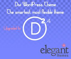 Divi 2.4 WordPress Theme from ElegantThemes club - www.wpchats.com