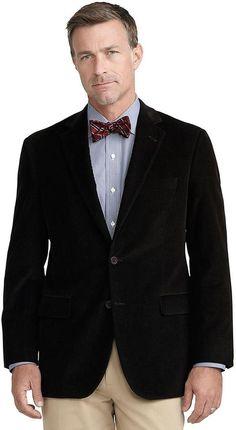 Madison Fit Corduroy Sport Coat