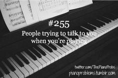 Piano Problems BIGGEST PET PEEVE