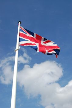 I am proud to be British