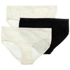 833b114d9b9 Jockey® staycool Modern Brief - 3 pack Women s Briefs