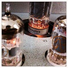 Vacum tubes