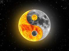 yin and yang in harmony