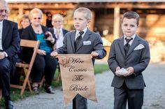 Photography: Danielle Nowak - daniellenowak.com  Read More: http://www.stylemepretty.com/mid-atlantic-weddings/2014/04/10/rustic-barn-wedding/
