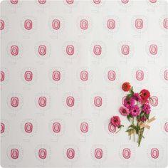 Jane Reiseger removable wallpaper Hana
