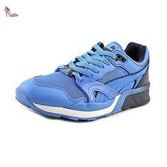 Puma Ignitev2Wnsf6 - Chaussures d'Athlétisme - Femme - Rose (Pink Glo-Magenta Purple 09) - 40.5 EU (7 UK) ZXj6CtU9