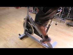 How to Burn Fat Cycling : Exercise Tips - YouTube