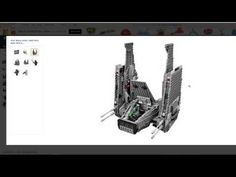 LEGO Star Wars Kylo Ren's Command Shuttle Building Kit Review Kylo Ren Command Shuttle, Star Wars Kylo Ren, Lego Toys, Lego Star Wars, Kit, Gift Ideas, Stars, Building, Buildings