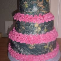 17 Best Ideas About Pink Camo Cakes On Emasscraft Org Pink Camo Cakes, Camo Wedding Cakes, Mossy Oak, Ideas, Thoughts