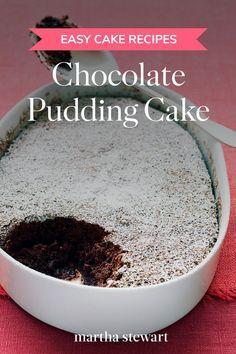 Chocolate Pudding Cake Recipe Chocolate Cake Recipe Easy Cake