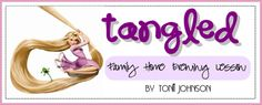 I know I only have boys, but Tangled is one of my favorite movies, and an FHE based on it?  Sign me up!
