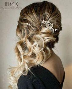 penteados para cabelos longos