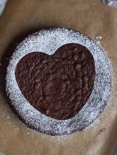 Glutenvrije chocoladecake van Nigella Lawson